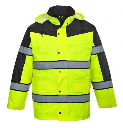 Portwest S462 Hi-Vis Classic Two Tone Jacket