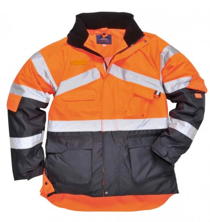 Portwest S760 Hi-Vis 2-Tone Breathable Jacket