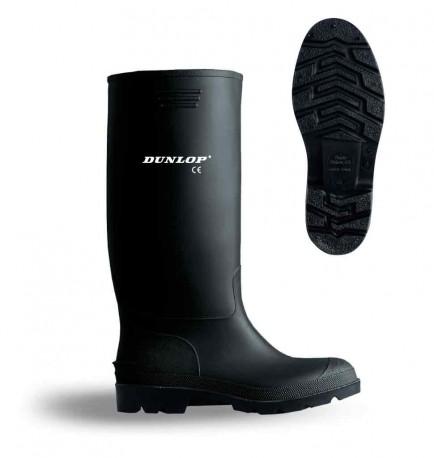 Dunlop BBB Budget Wellington Black