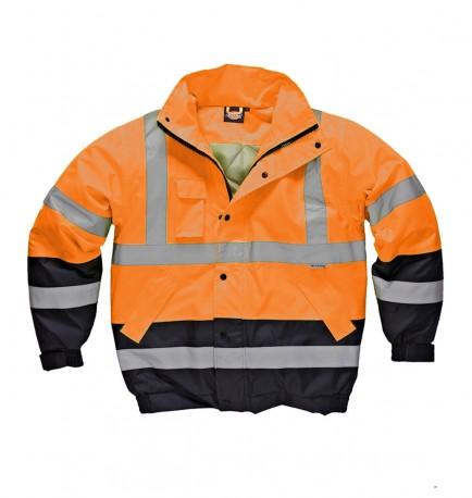 Dickies SA7005 Hi Visibility Two Tone Pilot jacket