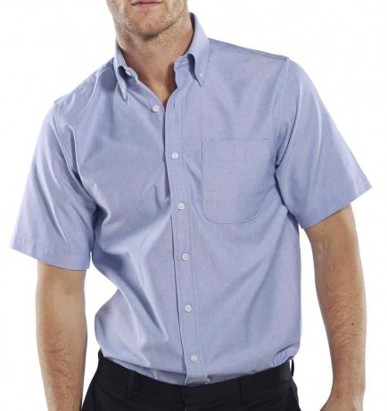 Click OXSSS Oxford Shirt Short Sleeve
