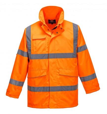 Portwest S590 Hi-Vis Extreme Parka Jacket
