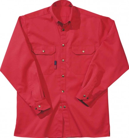 Fristads Kansas Shirt L/Sleeve 720 Bks