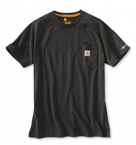 Carhartt 100410 Force Cotton Short-Sleeve T-Shirt
