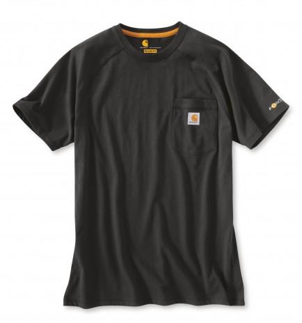Carhartt 100410 Force Cotton Short-Sleeve T-Shirt