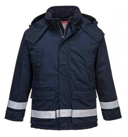 Portwest AF82 Araflame Insulated Winter Jacket