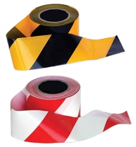 Portwest BT10 Barricade Tape  (Pk 18)
