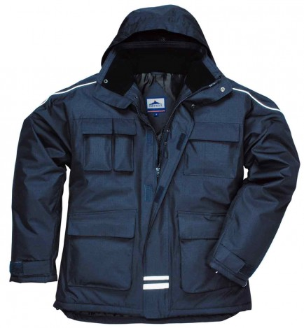 Portwest S563 RS Multi-Pocket Parka