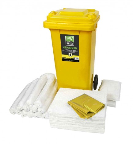 Portwest SM63 PW Spill 120L Oil Only Kit