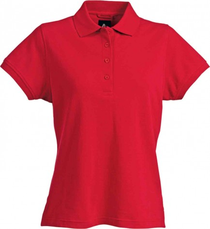 Acode 1723 Ladies Heavy Piqué Polo
