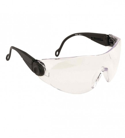 Portwest PW31 Contoured Safety Spectacle