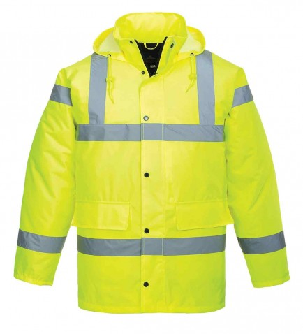 Portwest S461 Hi Vis Breathable Jacket