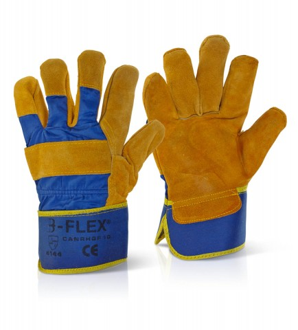 Click Canadian High Quality B-Flex Royal Rigger Gloves