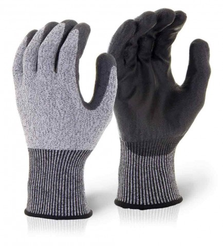 Click KUTSTOP KSPU Pu Coated Cut 5 Glove
