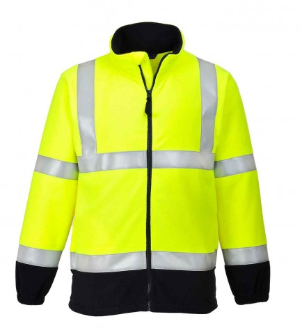 Portwest FR31 FR Anti Static Hi Vis Fleece