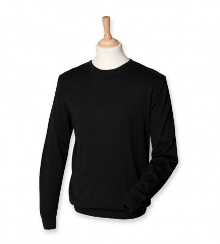 Henbury H725 Crew Neck Sweater