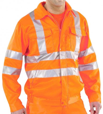 B-Seen RSJ Rail Spec Jacket