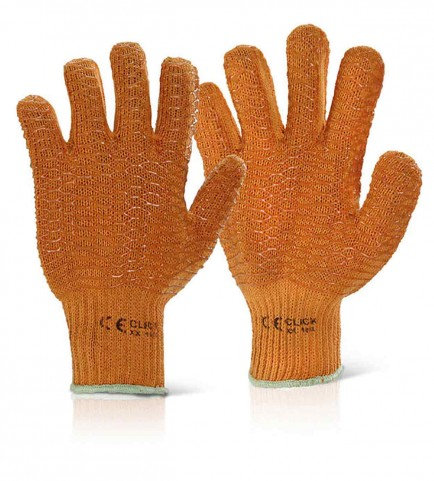 Click 2000 Criss Cross Gloves Pack of 10