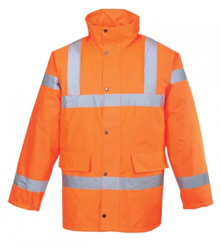Portwest RT30 Hi-Vis Traffic Jacket
