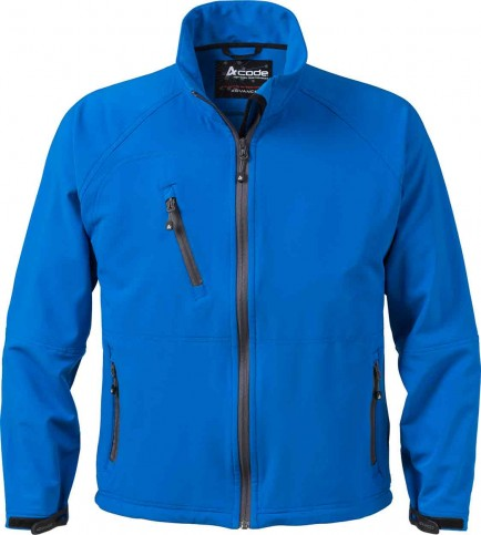 Acode 1431 Lightweight Softshell Jacket