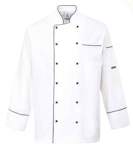 Portwest C775 Cambridge Chef Jacket