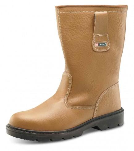 Click RBLS Rigger Boot Lined