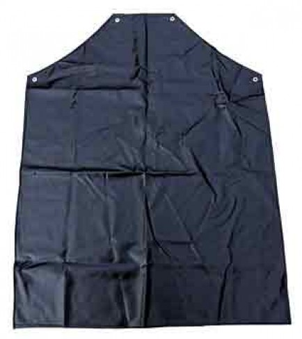 Click PAHWBL42 PVC Apron Heavyweight Black