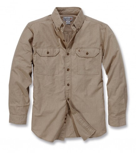Carhartt L/S Fort Solid Shirt