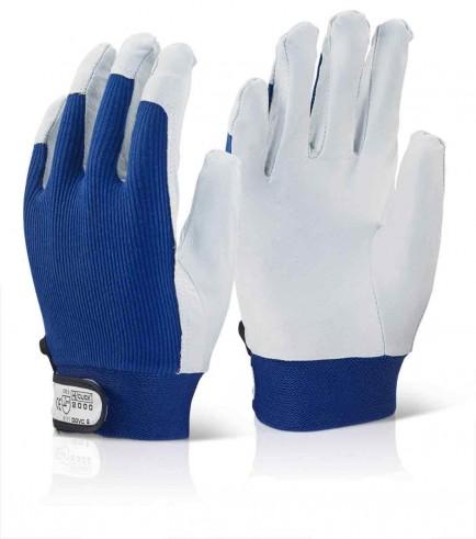 Click DGVC Drivers Glove Velcro Cuff