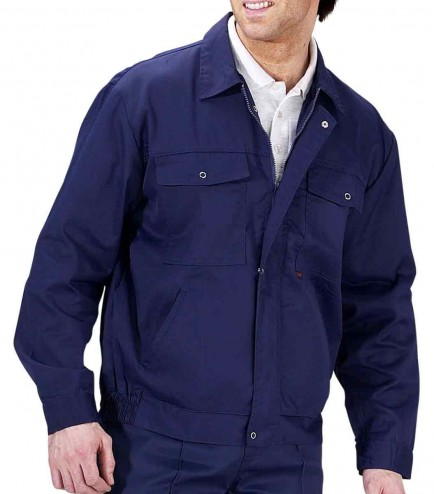 Click PCJHW Poly/Cotton Drivers Jacket