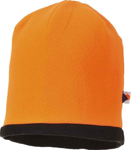 Portwest HA14 Reversible Hi-Vis Beanie Hat