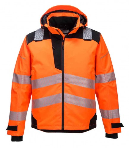 Portwest PW360 PW3 Extreme Breathable Rain Jacket