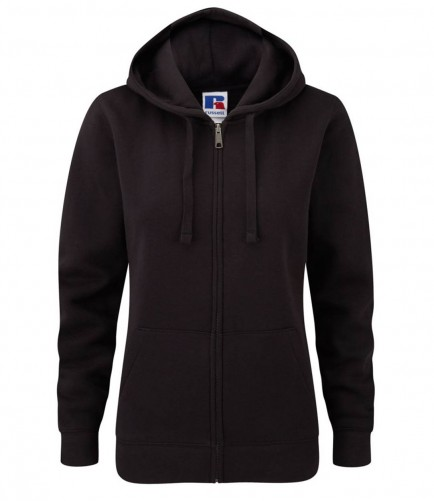Russell 266F Ladies Authentic Zipped Hood