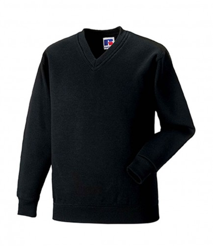 Russell Workwear 272M Adults V Neck Sweatshirt
