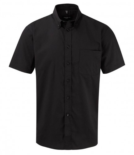 Russell Collection 917M Short Sleeve Classic Twill Shirt