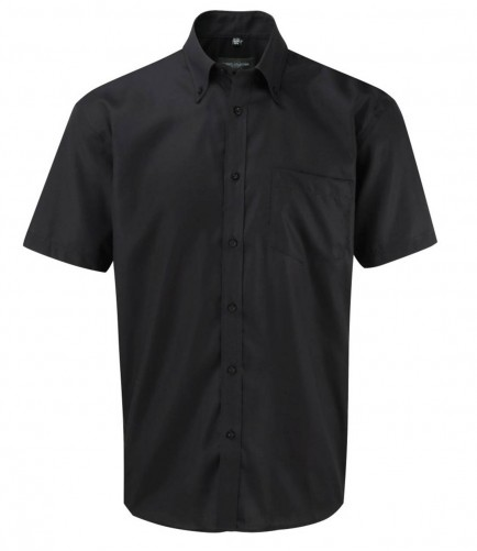 Russell Collection 957M Short Sleeve Ultimate Non-Iron Shirt
