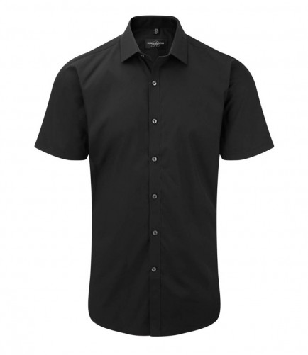 Russell Collection 961M Ultimate Short Sleeve  Stretch Shirt