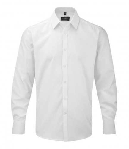 Russell Collection 962M Herringbone Shirt