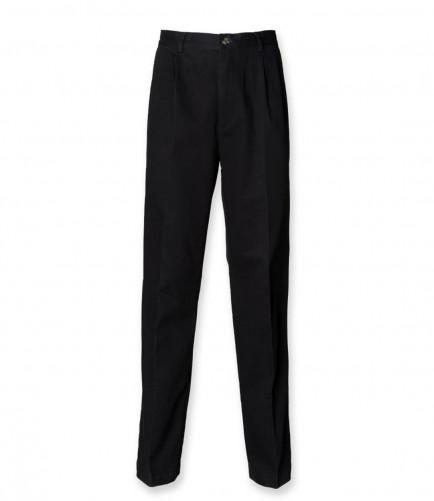 Henbury H600 Chino Trousers