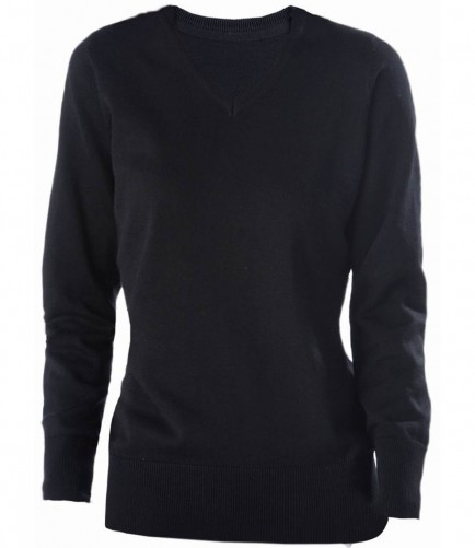 Kariban KB966  Ladies V Neck Sweater