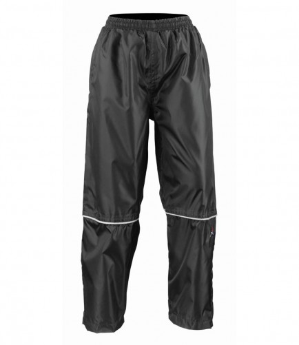Result RS156 Pro-Coach Waterproof Trousers