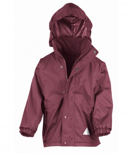 Result RS160B Kids Reversible Waterproof Jacket