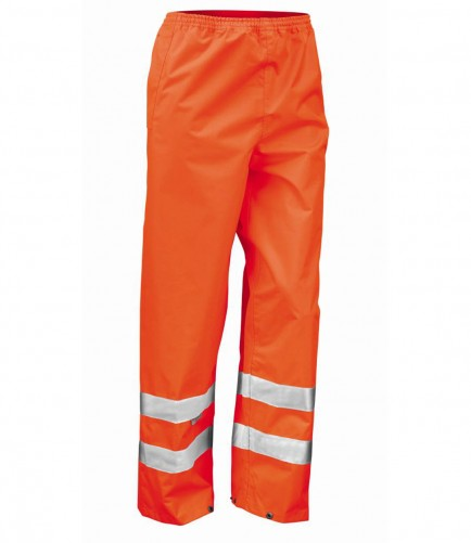 Result RS22 Safeguard High Viz Trousers