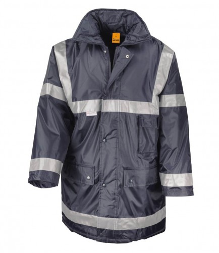 Result Workguard Management Jacket
