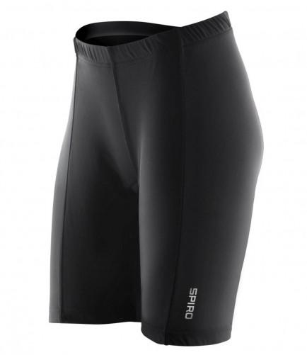 Spiro SR187F Women's Padded Bikewear Shorts