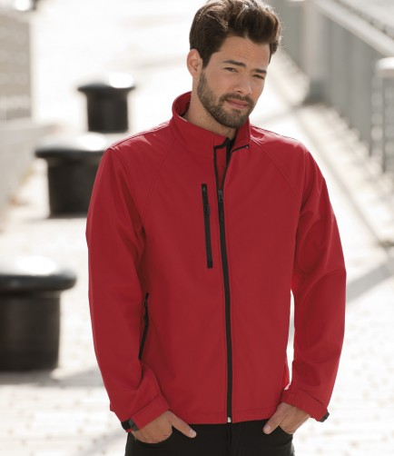 Jerzees 140M Soft Shell Jacket
