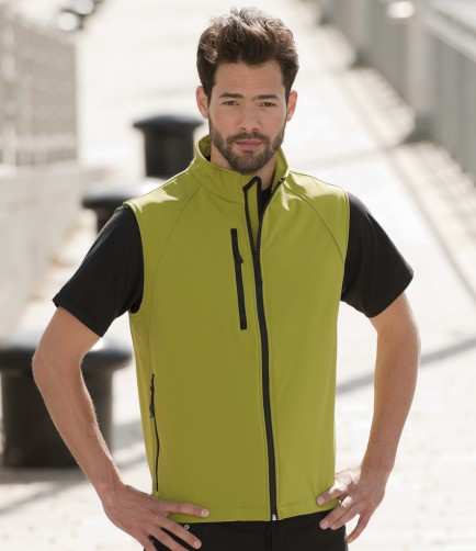 Jerzees 141M Soft Shell Gilet