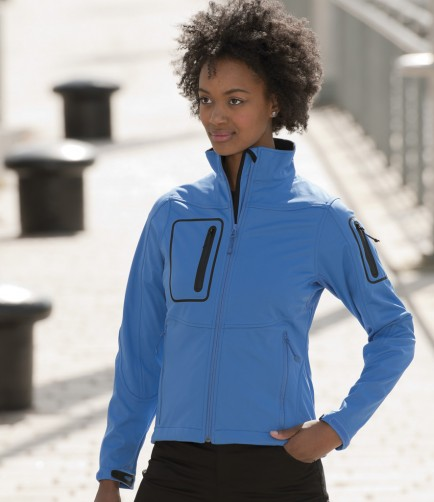 Jerzees 520F Ladies Sports Shell 5000 Jacket