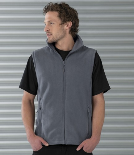 Jerzees 8720M Outdoor Fleece Gilet