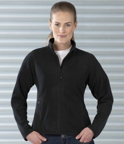 Jerzees 883F Ladies Zip Microfleece